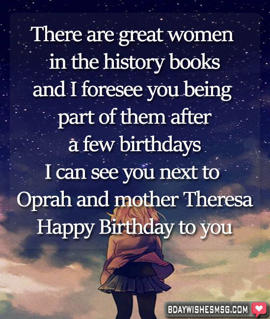 birthday wishes for sister quotes